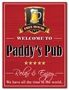 Picture of Personalised Metal Pub Sign