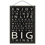 Picture of Enjoy the little things in life Metal Sign