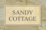 Picture of Sandstone Effect Sign
