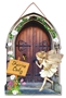 Picture of Fairy Door Garden Sign