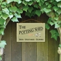 Picture of The Potting Shed Garden Sign