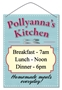 Picture of Personalised Kitchen Sign