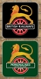 Picture of Personalised Vintage British Railway Crest Sign