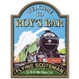 Picture of The Flying Scotsman Custom Pub Sign