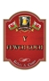 Picture of Home Bar Sign with Welsh Y Ddraig Goch (The Red Dragon) Flags