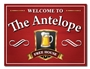 Picture of Personalised Traditional Style Pub sign