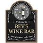 Picture of Wine o'clock Home Bar Sign