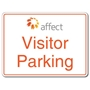 Picture of Visitor Car Park Sign