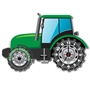 Picture of Personalised Tractor Clock