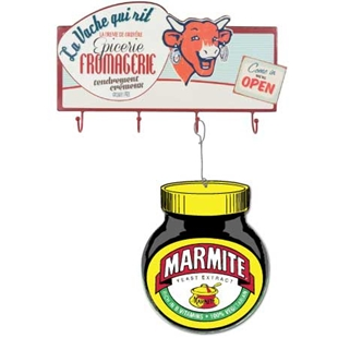 Picture of Pop Art Shaped Marmite Kitchen Sign