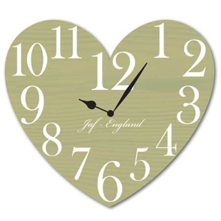 Picture of Heart Clock