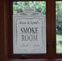 Picture of Etched effect Pub Window Sign Panel
