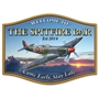 Picture of Personalised RAF Spitfire Custom Sign