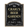 Picture of Personalised Whisky Bar Sign