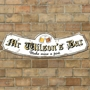 Picture of Old Rusty Bar Sign with pint of beer logo