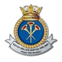 Picture of HMS Illustrious Crest, Personalised with any text