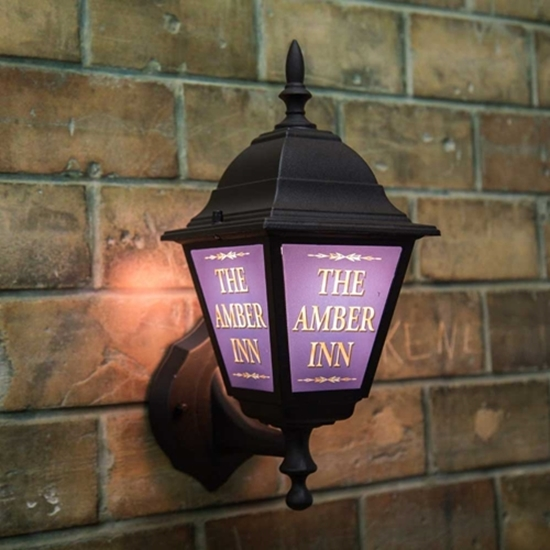 Picture of Pub Lantern Light
