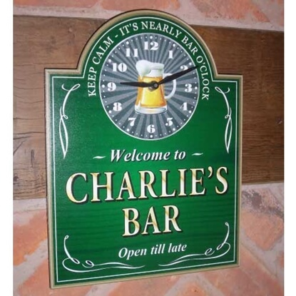 Picture for category Pub & Bar Clocks