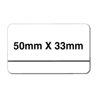 Picture of London St Sign Sticker 50mm x 33mm