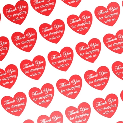 Picture for category Wooden Effect Heart Shaped Sticker