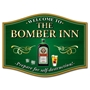Picture of Jager Bomb Home Bar Sign