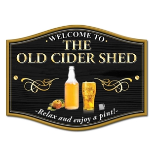 Picture of Cider Sign - Home Bar Sign