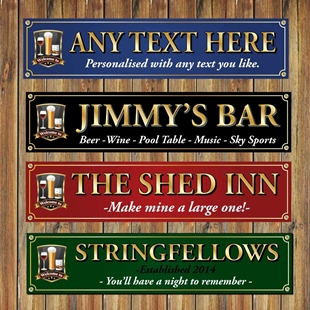 Picture of Pub Bar Banner
