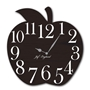 Picture of Cute Apple Shaped Clock