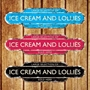 Picture of Large Selection of Ice Cream and Lollies Sold Here