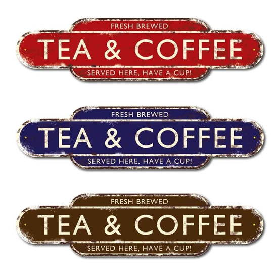 Picture of Tea & Coffee