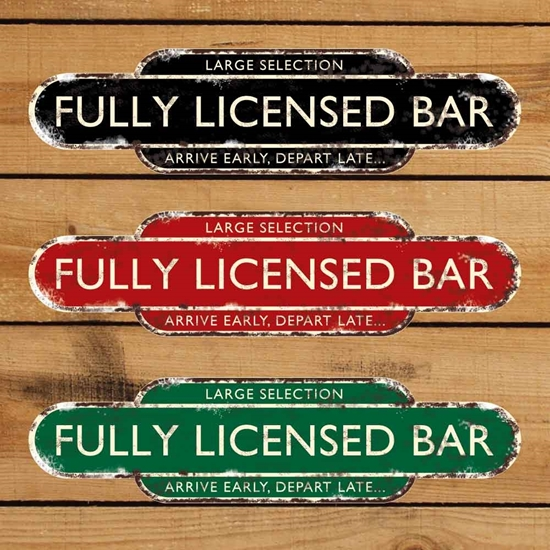 Picture of Fully Licensed Bar
