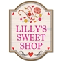 Picture of Old Fashioned Sweet Shop Sign