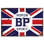 Picture of BP Motor Spirit Sign, Vintage Garage Sign