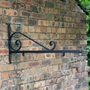 Picture of Large Straight Hanging Sign Bracket
