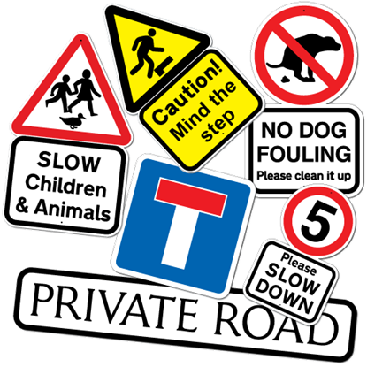 Picture for category Warning & Safety Signs