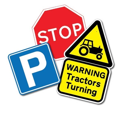 Picture for category Road Safety Signs