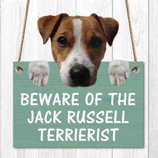 Picture of JACK RUSSEL TERRIERIST