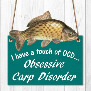 Picture of Obsessive Carp Disorder Sign
