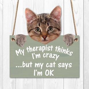 Picture of MY THERAPIST THINKS I'M...