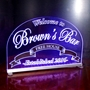 Picture of Personalised Super Bright LED Bar Sign