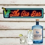 Picture of Gin Bar Sign - Neon Effect
