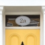 Picture of Oval Etched glass Fanlight