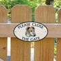 Picture of Please Close The Gate Sign, GREYHOUND