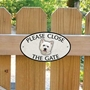 Picture of Please Close The Gate Sign, WESTIE