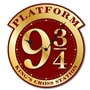 Picture of Platform 9 3/4 Clock