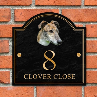 Picture for category Dog House Number Signs