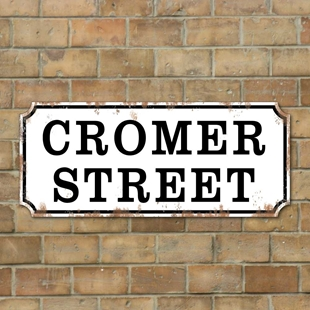 Picture of Personalised Old Street Sign