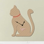 Picture of Personalised Cat Clock