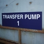 Picture of Robust Industrial Signage