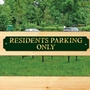 Picture of Residents Parking Only Sign